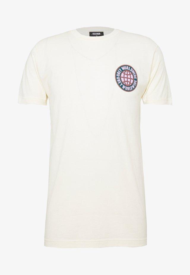 UNITY WORLDWIDE - T-Shirt print - natural