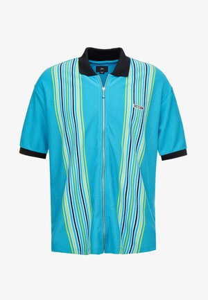 KELLY CLASSIC ZIP  - Hemd - teal multi-coloured