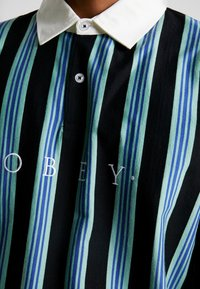 Obey Clothing - FIRM CLASSIC - Poloshirt - black multi - 5