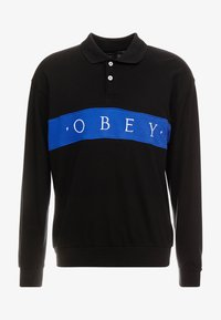 Obey Clothing - BISHOPS CLASSIC  - Polo - black multi - 4