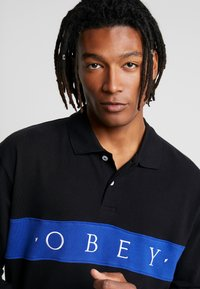 Obey Clothing - BISHOPS CLASSIC  - Polo - black multi - 3