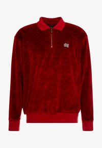 Obey Clothing - BUSTER CLASSIC POLO  - Pikeepaita - red - 3