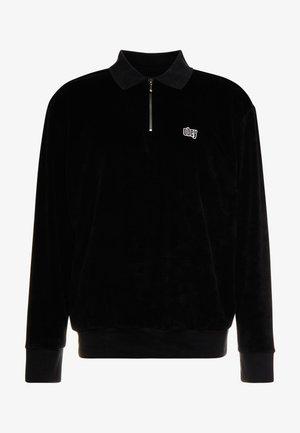 BUSTER CLASSIC POLO  - Poloshirt - black