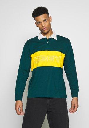IGNITE CLASSIC - Polo shirt - dark teal multi