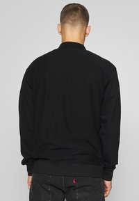 Obey Clothing - SLICK ZIP - Mikina na zip - black - 2