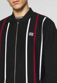 Obey Clothing - SLICK ZIP - Mikina na zip - black - 5