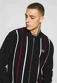 Obey Clothing - SLICK ZIP - Mikina na zip - black - 3