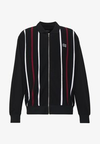Obey Clothing - SLICK ZIP - Mikina na zip - black - 4