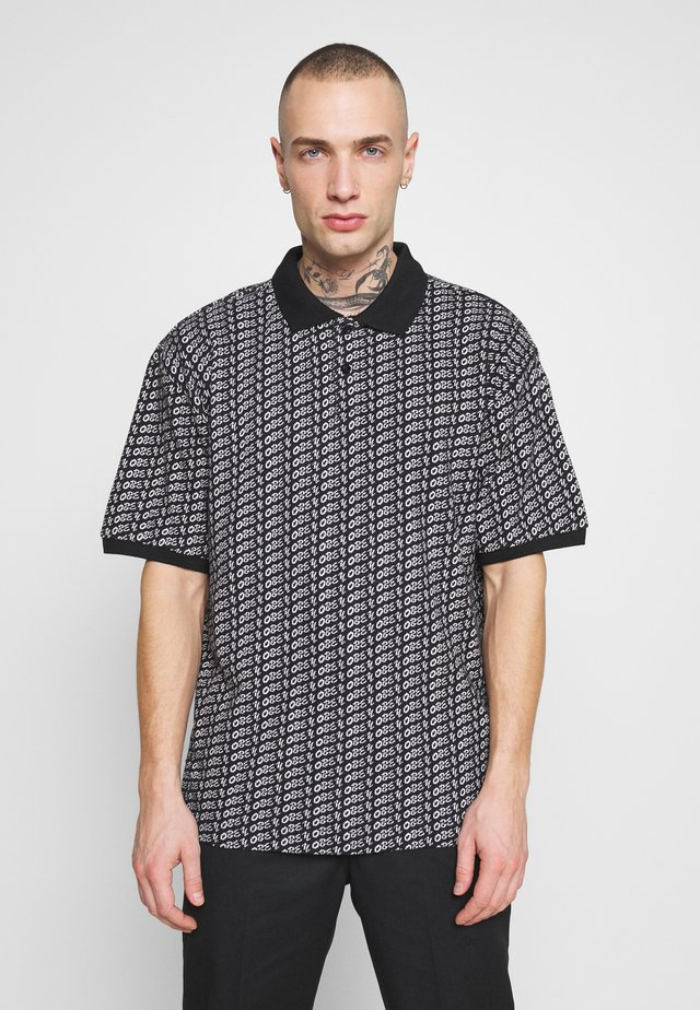 CUTTER - Polo - black
