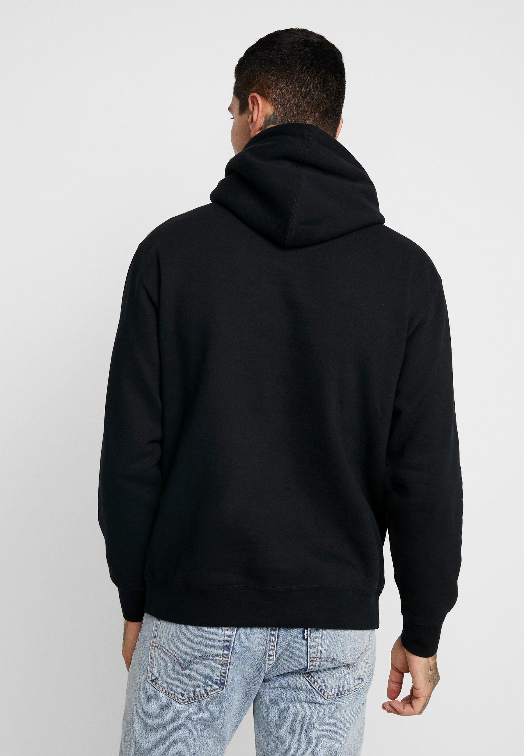 Obey Clothing NOUVELLE HOOD Sweat à capuche black