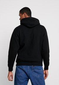 Obey Clothing - SPORTS HOOD - Hoodie - black - 2