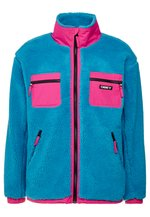 Out There Sherpa Jacket   Jas by Obey Clothing