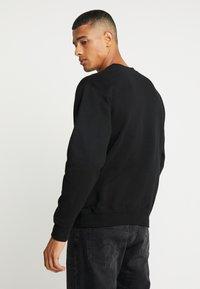 Obey Clothing - MAUSOLEUM - Felpa - black - 2