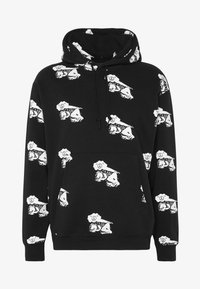 Obey Clothing - HOOD - Luvtröja - black - 3
