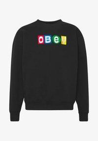 Obey Clothing - BIG SHOTS CREW - Sweatshirt - black - 3