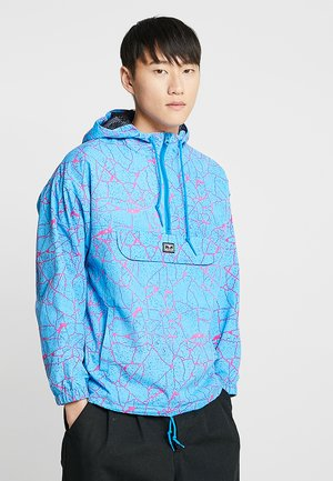 CONCRETE ANORAK - Veste coupe-vent - cracked sky blue