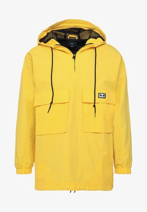 INLET - Windbreaker - energy yellow