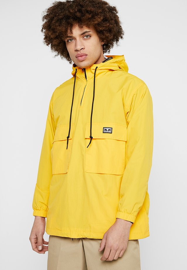 INLET - Větrovka - energy yellow