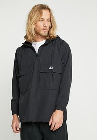 Obey Clothing - INLET - Wiatrówka - black - 0