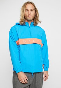 Obey Clothing - TITLE - Giacca a vento - sky blue - 0
