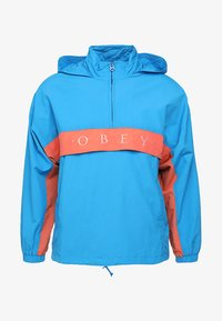 Obey Clothing - TITLE - Giacca a vento - sky blue - 5