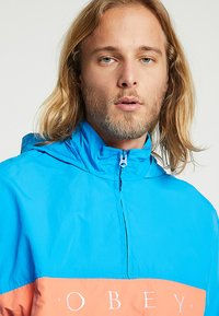 Obey Clothing - TITLE - Giacca a vento - sky blue - 6