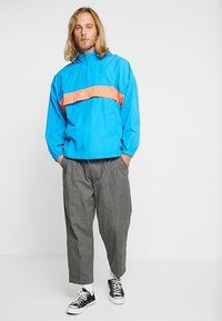 Obey Clothing - TITLE - Giacca a vento - sky blue - 1