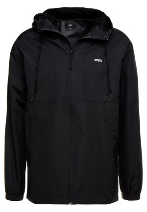 CAPTION JACKET - Kurtka wiosenna - black