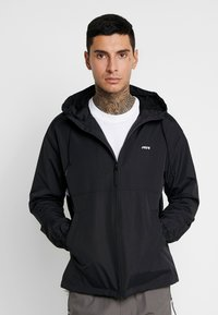 Obey Clothing - CAPTION JACKET - Kurtka wiosenna - black - 2