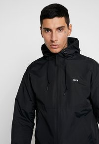 Obey Clothing - CAPTION JACKET - Kurtka wiosenna - black