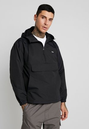 RECESS ANORAK - Veste coupe-vent - black
