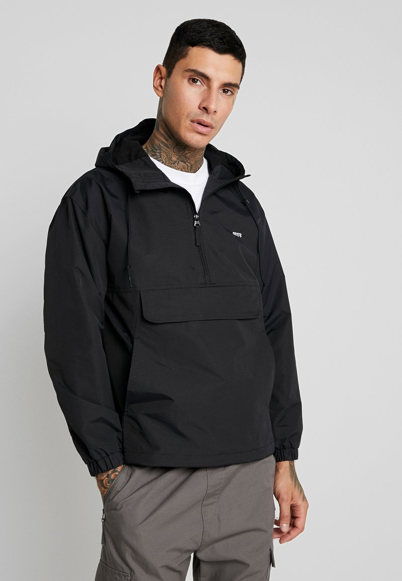 Obey Clothing - RECESS ANORAK - Giacca a vento - black