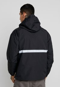 Obey Clothing - RECESS ANORAK - Giacca a vento - black - 2