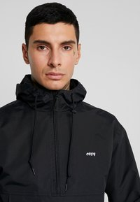 Obey Clothing - RECESS ANORAK - Giacca a vento - black - 3
