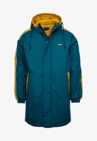 Obey Clothing - MAJOR STADIUM JACKET - Parka - deep teal - 3