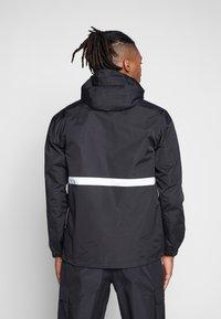 Obey Clothing - CAPTION JACKET - Lehká bunda - black - 2