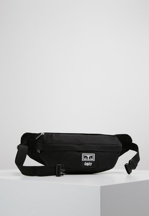 DROP OUT SLING PACK - Sac banane - black