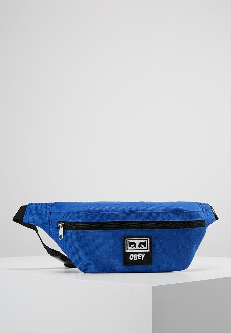 Obey Clothing - DAILY SLING BAG - Ledvinka - blue