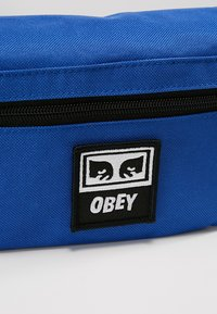 Obey Clothing - DAILY SLING BAG - Bum bag - blue - 6