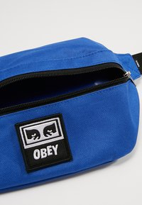 Obey Clothing - DAILY SLING BAG - Bum bag - blue - 4