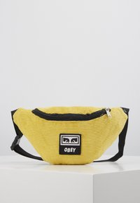 Obey Clothing - WASTED HIP BAG - Ledvinka - yellow - 0