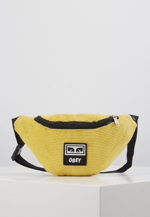 WASTED HIP BAG - Ledvinka - yellow
