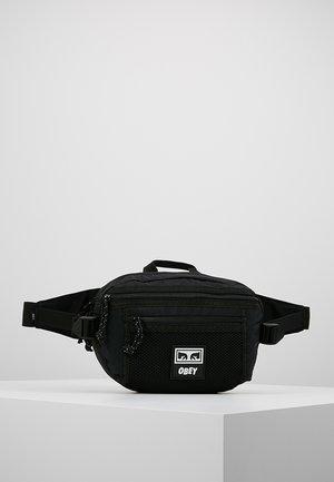 CONDITIONS WAIST BAG - Rucksack - black