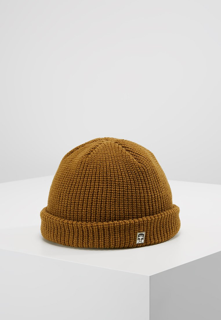 Obey Clothing - MICRO BEANIE - Beanie - tapenade