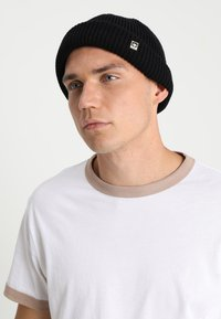 Obey Clothing - MICRO BEANIE - Muts - black - 1