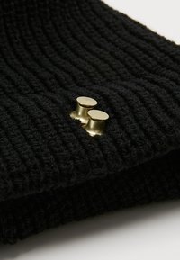 Obey Clothing - MICRO BEANIE - Muts - black - 4