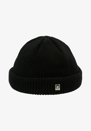 MICRO BEANIE - Muts - black