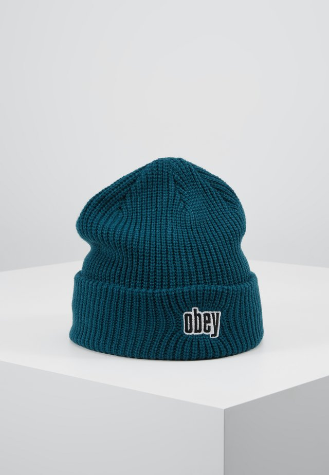 JUNGLE BEANIE - Pipo - pine