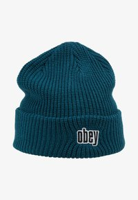 Obey Clothing - JUNGLE BEANIE - Lue - pine - 4