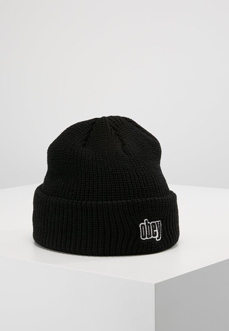 Obey Clothing - JUNGLE BEANIE - Čepice - black